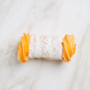 orange sherbert top